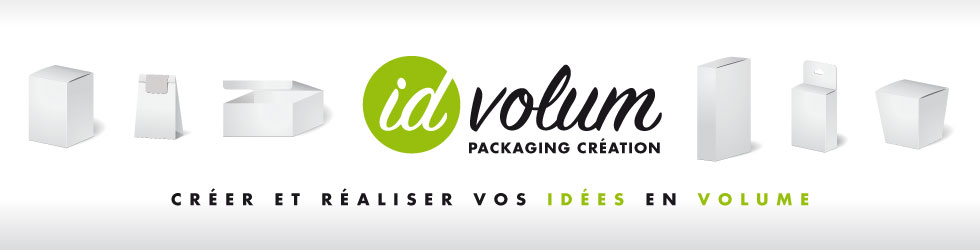 id-volum packaging, créateur de packaging, emballages et boites